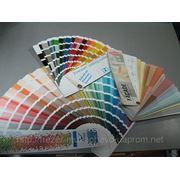 Колеровка фасадных, интрерьерных, промышленных красок и лаков фото