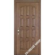 Входная дверь металлическая, категория 2, Шоколадка фото