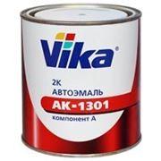 Акриловая 2К автоэмаль Vika, 0,85кг + отвердитель 0,21кг фото