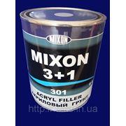 Автомобильный акриловый грунт MIXON 3+1 1л фото