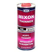 Акриловый разбавитель MIXON THINNER 740 1 л. фото