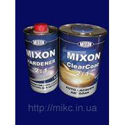 Отвердитель для автолака MIXON HARDENER 2:1 0,5л фото