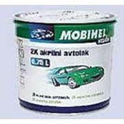 Акриловая автоэмаль MOBIHEL (0,75л. ) фото