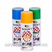 BOSNY – 100% Акриловая спрей-краска
