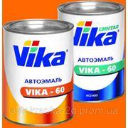 Эмаль автомобильная VIKA-60 (№601 Черная) фото