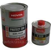 Грунт акриловый NOVOL PROTECT 300 (комплект с отв.) фото
