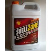 Антифриз Shell Zone Dex-Cool (красный) 3.78лит. (банка) фото
