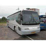 Автобусы туристические, Daewoo BH-117 фото