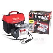Компрессор ELEPHANT КА-12500 150psi/14Amp/35л/прикур. фото