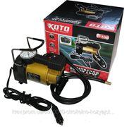 Автокомпрессор KOTO 12V-706 Напряжение питания: 12 V, Питание: от прикуривателя, Производительность: 35 л/мин, Рабочее давление: 7, Вес: 2.6, фото