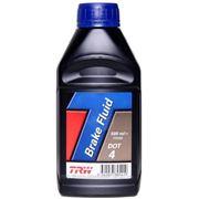 Тормозная жидкость TRW DOT 4 (0.5 Liter) - PFB450 фото