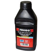 Тормозная жидкость FERODO 4 (1.0 Liter) - FBX100A фото
