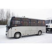 Междугородний автобус МАЗ-241 фото