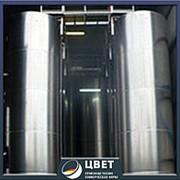 Производство резервуаров для масложировой промышленности фото