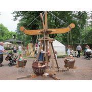 Средневековый фестиваль в Турку фото