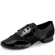 Обувь мужская для танцев стандарт модель Палермо фото