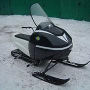Снегоход Лайка фото