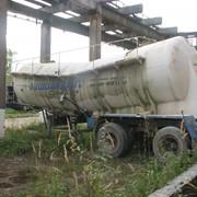 Полуприцеп-цистерна цементовоза автомобильного фото