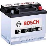 Аккумулятор Bosch S3 45 Ач 400 А снг фото