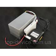 LiFePo4 Литий-железо-фосфатный аккумулятор 24В 10-40A для электродвигателей фото