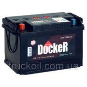 Аккумулятор Docker 6СТ-77 фото