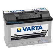 VARTA 70Ah 640A (9E) фото