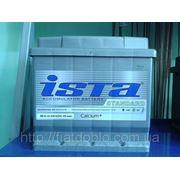 Аккумулятори Ista Standart 50Ah 420A(EN) фото