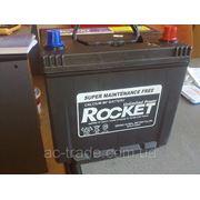 Акумулятор Rocket 65 Ач Евро\СНГ АЗІЯ SMF 75D23L фото