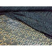 Ажур черный (арт. 1065) фото