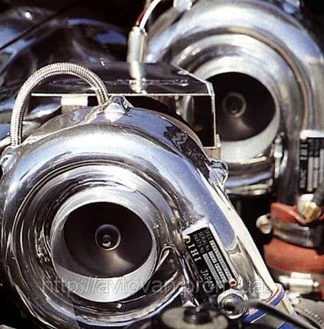 турбина на chevrolet lacetti