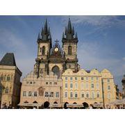 Прага-Карловы Вары-Вена-Моравские пещеры-Краков фото