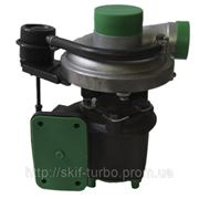 Турбокомпрессор ТКР С14-194-01 (CZ) / Д245.7-ЕВРО 2 / ПАЗ-3205 фото