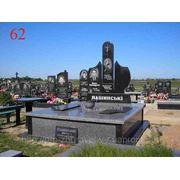 Памятник-комплекс двойной фото