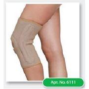 Бандаж на коленный сустав с ребрами жесткости фото