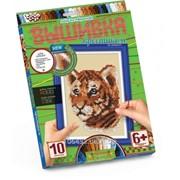Вышивка крестиком по номерам Тигр VK-01-01 фото