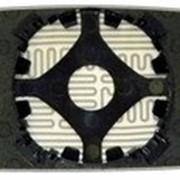 Элемент зеркальный правый сферический с обогревом VOLKSWAGEN Jetta II 87-91 R.Sf.Crom.1 фото