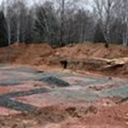 Подготовка строительного участка фото