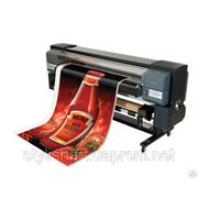 Печать на плёнке фото
