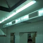 Производство вентиляционных систем, проектирова монтаж систем вентиляции, отопления и охлаждения фото