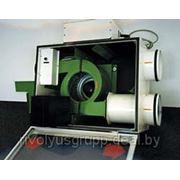 Двухсторонний вентилятор теплоутилизатор FRIVENT. фото