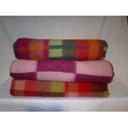Одеяло полушерстяное фото