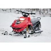Снегоходы Armada SR150, красный фото