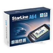 Двухсторонняя сигнализация Starline A64 фото