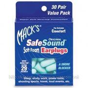 Беруши Mack's original safe sound (30 пар) фото