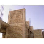 Бетонные работы - плита перекрытия, колонны, фундаменты фото