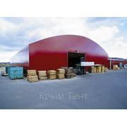 Строительство в Крыму: Ангары, Склады, Зернохранилища, Тент фото