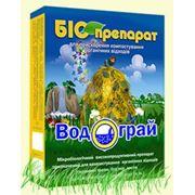 Биопрепарат «Водограй+компост» для ускоренного компостирования органического материала. фото