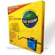 Био-Энзим Р1 для септиков, выгребных ям и биотуалетов, 100 г на 3 тонны!!! фото