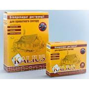 Биопрепарат Kalius бактерии для выгребных ям 20 грамм Харьков фото
