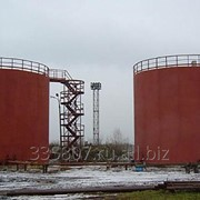 Резервуар вертикальный РВС–1 000 м3 фото